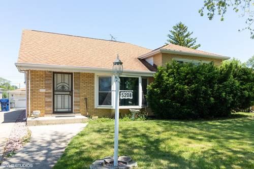5208 W 105th, Oak Lawn, IL 60453