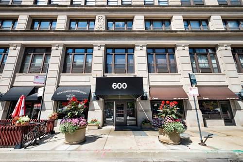 600 S Dearborn Unit 603, Chicago, IL 60605 South Loop