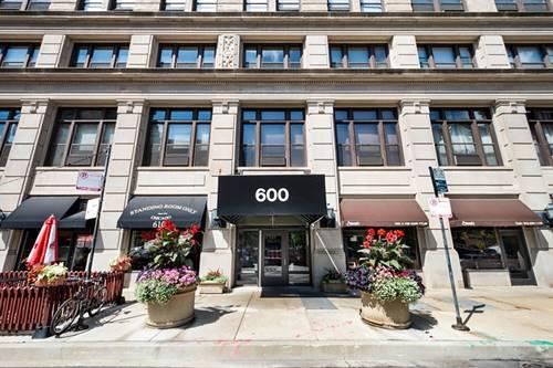 600 S Dearborn Unit 603, Chicago, IL 60605 South Loop