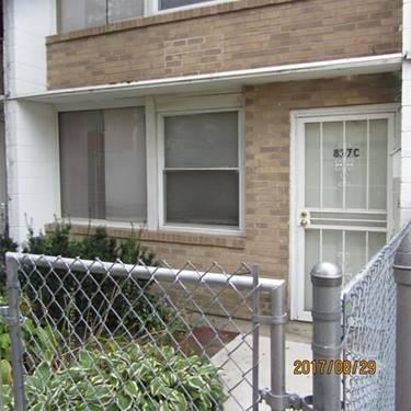 827 E 48th Unit C, Chicago, IL 60615 Bronzeville