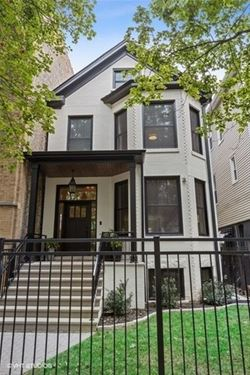 4853 N Seeley, Chicago, IL 60625 Ravenswood