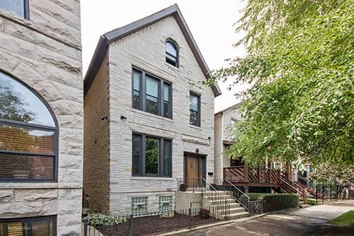 1730 N Wilmot, Chicago, IL 60647 Bucktown
