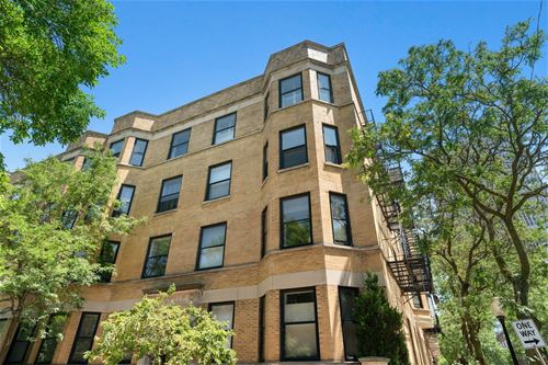 1703 N Crilly Unit PH, Chicago, IL 60614 Lincoln Park