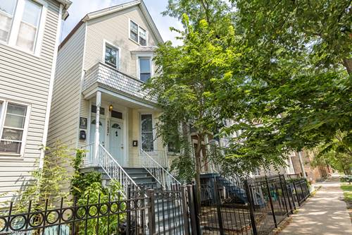 1122 W Roscoe, Chicago, IL 60657 Lakeview