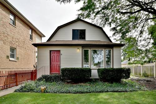 3707 N Page, Chicago, IL 60634 Irving Woods