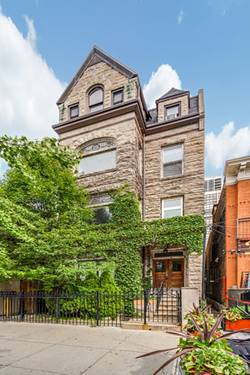 1539 N Wells Unit 3, Chicago, IL 60610 Old Town