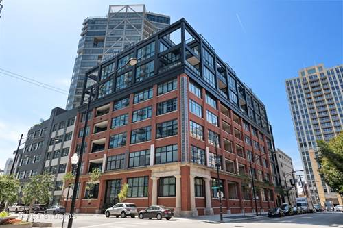 676 N Kingsbury Unit 204, Chicago, IL 60654 River North