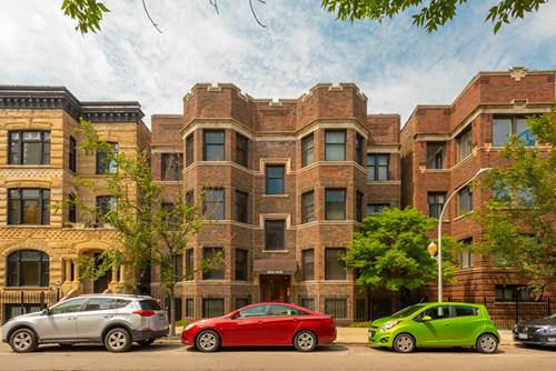 4014 N Clarendon Unit 3S, Chicago, IL 60613 Uptown