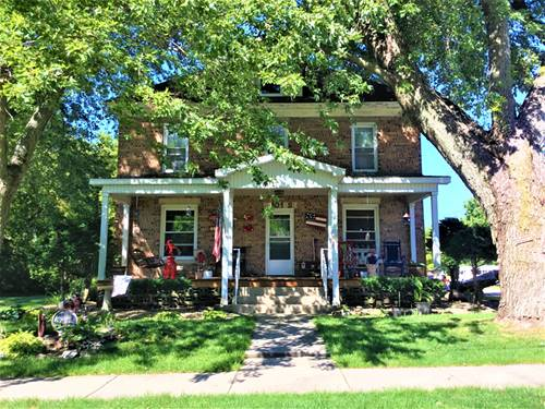 301 S 3rd, Fisher, IL 61843
