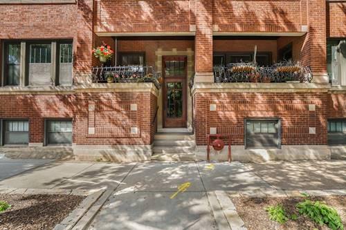 1858 W Berteau Unit 1, Chicago, IL 60613 Northcenter