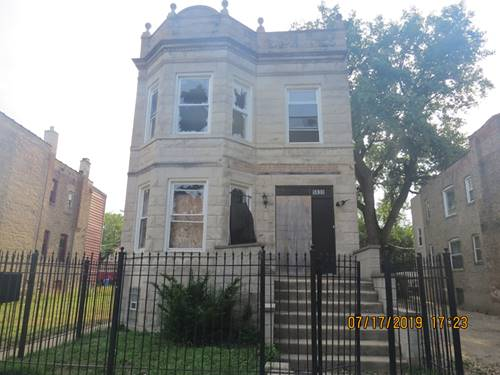 5630 S Throop, Chicago, IL 60636 Englewood