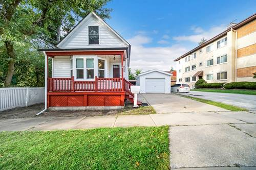 2136 Chestnut, Homewood, IL 60430