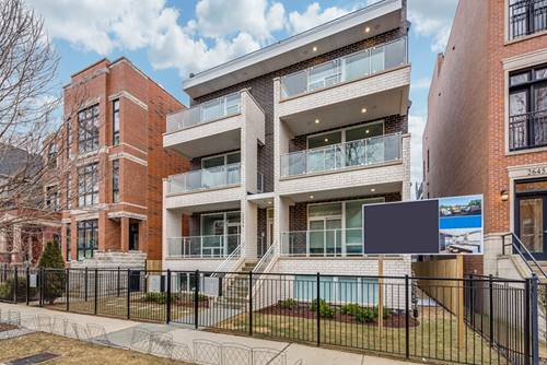 2649 N Mildred Unit 3S, Chicago, IL 60614 Lincoln Park