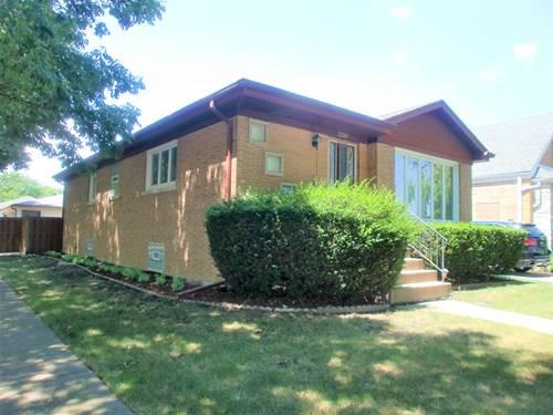 4900 N Natchez, Chicago, IL 60656 Norwood Park