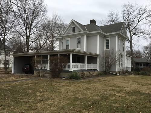 422 S Mill, Pontiac, IL 61764