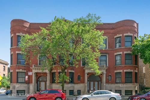 537 W Belmont Unit 3, Chicago, IL 60657 Lakeview