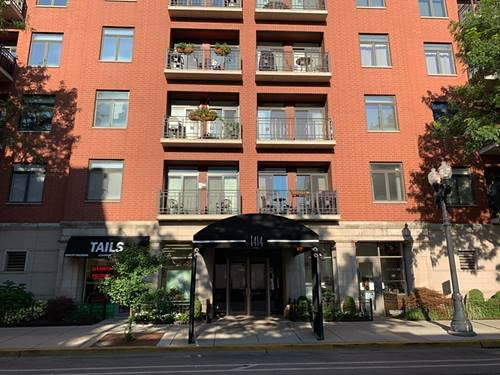 1414 N Wells Unit 212, Chicago, IL 60610 Old Town