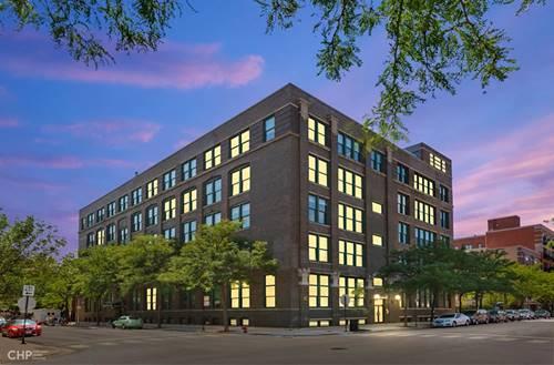 1327 W Washington Unit 4E, Chicago, IL 60607 West Loop