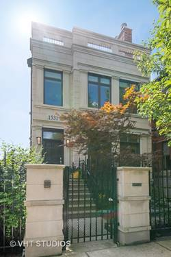 1531 W George, Chicago, IL 60657 Lakeview