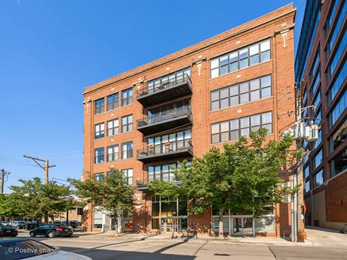 215 N Aberdeen Unit 507B, Chicago, IL 60607 West Loop