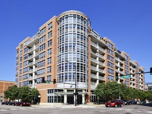 1200 W Monroe Unit 602, Chicago, IL 60607 West Loop