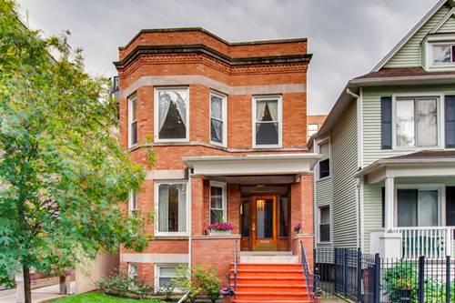 1831 W Newport, Chicago, IL 60657 Roscoe Village
