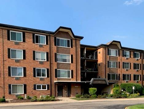 1117 S Old Wilke Unit 203, Arlington Heights, IL 60005