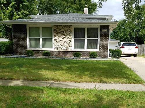 3950 168th, Country Club Hills, IL 60478