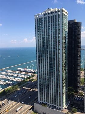 195 N Harbor Unit 3201, Chicago, IL 60601 New Eastside