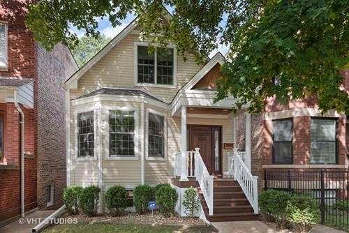 3324 N Claremont, Chicago, IL 60618 Roscoe Village