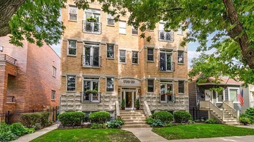 1720 W Berwyn Unit 1E, Chicago, IL 60640 Andersonville