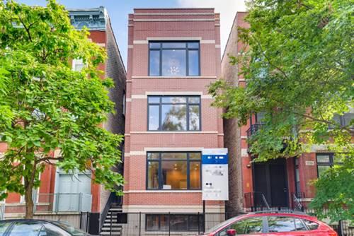 1731 W Erie Unit 3, Chicago, IL 60622 East Village