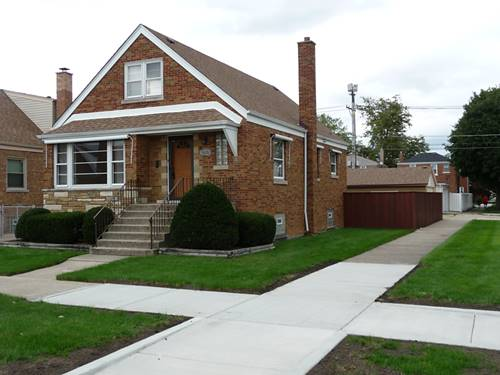 5659 S Newcastle, Chicago, IL 60638 Garfield Ridge