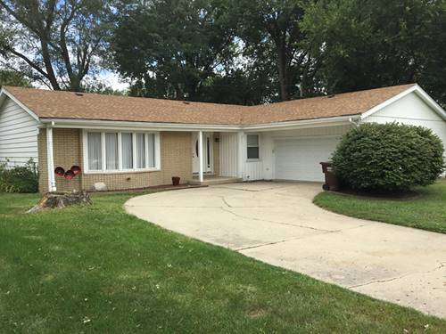 17108 Rockwell, Hazel Crest, IL 60429