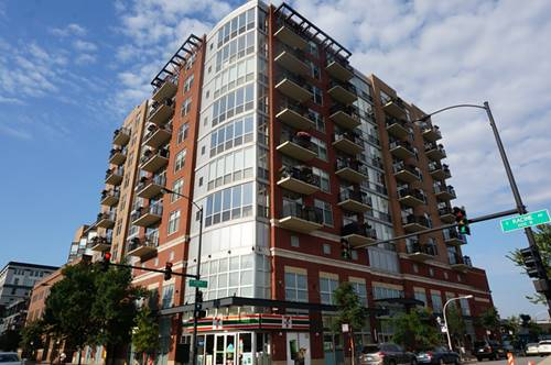1201 W Adams Unit 1008, Chicago, IL 60607 West Loop