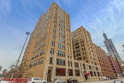 728 W Jackson Unit 1206, Chicago, IL 60661 The Loop