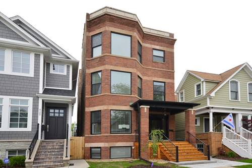 4145 N Oakley Unit 1, Chicago, IL 60618 Northcenter