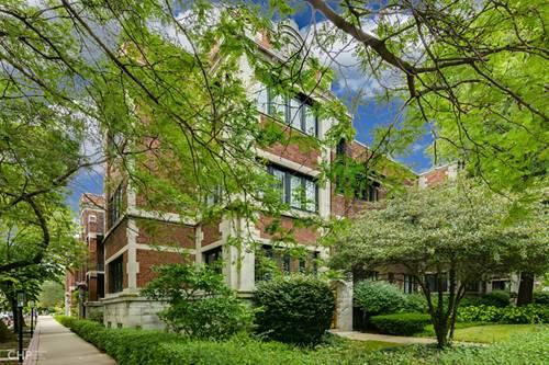 1372 E 57th Unit 2, Chicago, IL 60637 Hyde Park