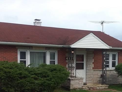 4335 Ruby, Schiller Park, IL 60176
