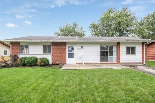 680 Western, Hoffman Estates, IL 60169