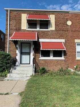 9534 S Avalon, Chicago, IL 60628 Cottage Grove Heights