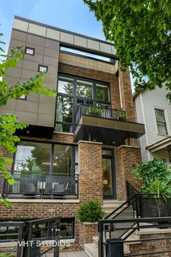 1544 W Henderson, Chicago, IL 60657 West Lakeview