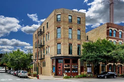 641 W Grand Unit 3F, Chicago, IL 60654 Fulton River District