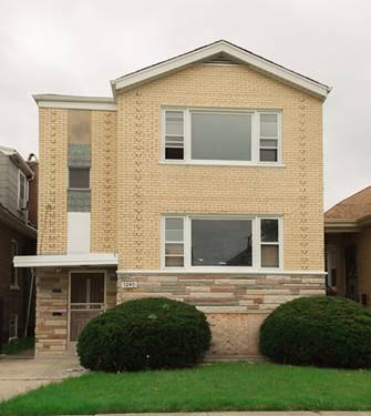 7240 S Washtenaw, Chicago, IL 60629 Marquette Park