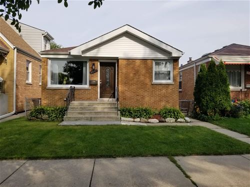 3437 N Ozanam, Chicago, IL 60634 Belmont Heights