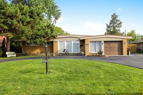 7816 W Winona, Norridge, IL 60706