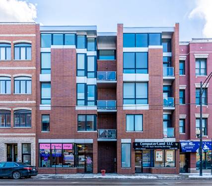 2628 N Halsted Unit 2S, Chicago, IL 60614 Lincoln Park