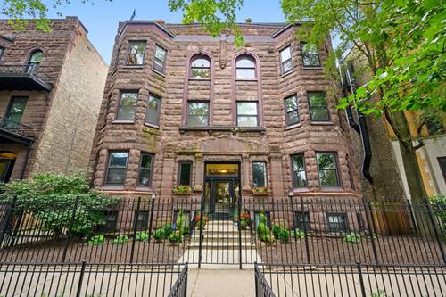 3752 N Sheffield Unit 3S, Chicago, IL 60613 Lakeview