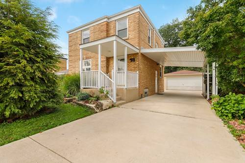 5510 N Osceola, Chicago, IL 60656 Norwood Park