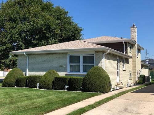 10301 Lamon, Oak Lawn, IL 60453